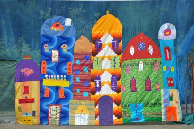 Vorschaubild zur Meldung: Schulfest zum 10-jährigen Bestehen des Schulhauses