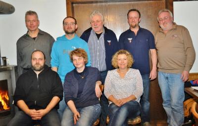 Foto zu Meldung: Maintalkicker wählten eine neue Vorstandschaft
