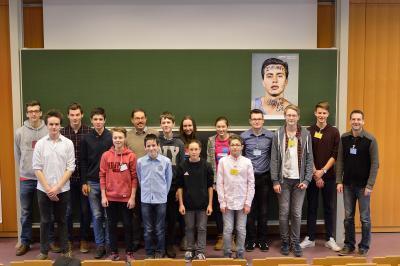 Vorschaubild zur Meldung: Jugend forscht - Regionalausscheidung 2017