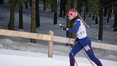 Foto zur Meldung: 4. Deutschlandpokal Skilanglauf 28.1./29.1.2017 in Oberhof