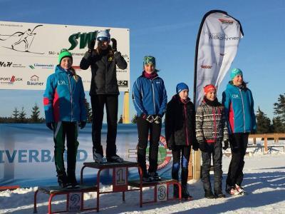 Foto zur Meldung: 2. Thüringer Langlauf Cup Nordic Cross 28.1.2017 in Oberhof