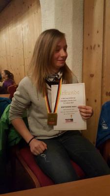 Foto zur Meldung: Deutscher Schüler-Cup Langlauf 11.2./12.2.2017 in Krün