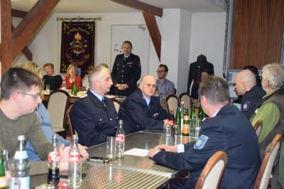 Foto zur Meldung: Jahreshauptversammlung der Freiwilligen Feuerwehr Spiegelhagen