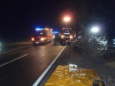 Foto zur Meldung: Verkehrsunfall