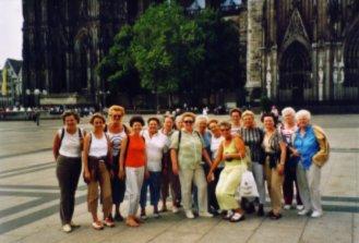 """Foto zu Meldung: Frauengruppe des Kgv.""""Am Oelpfad"""" in Köln am Rhein"""