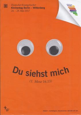 Plakat Kirchentag