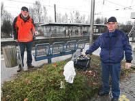 Foto zu Meldung: Bahn lässt ehrenamtliche Paten abblitzen
