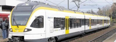 Foto zu Meldung: Eurobahn, Chaos im Zug trotz kurzem Takt