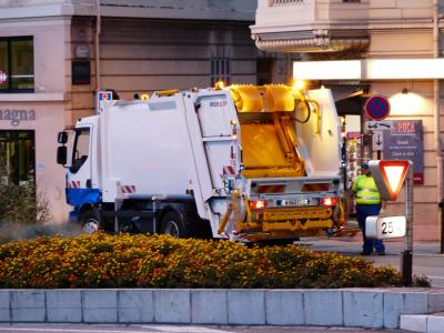 Foto zu Meldung: Information zur Straßenreinigung