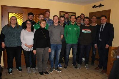 Foto zur Meldung: Rückblick und Neuwahlen - Großes Lob von Bürgermeister Eckl