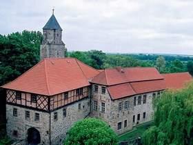 Vorschaubild zur Meldung: Nachtgedanken in der Burg