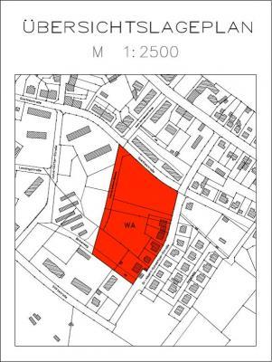 """Vorschaubild zur Meldung: Bekanntmachung des Bebauungsplan Nr. 32 """"Goethestraße"""" der Stadt Rodewisch"""