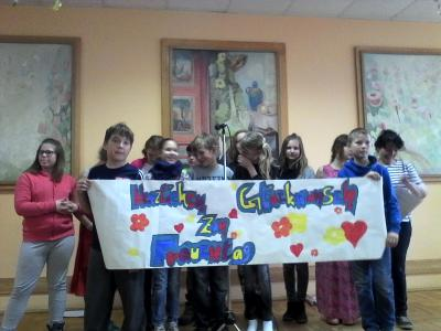 Vorschaubild zur Meldung: Programm zum Frauentag in Seniorenheimen