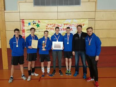Vorschaubild zur Meldung: Landesfinale Volleyball