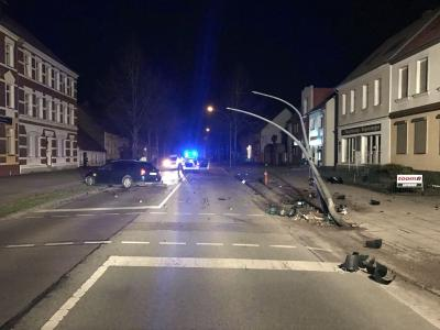 Vorschaubild zur Meldung: Einsatz 52/2017 – Verkehrsunfall