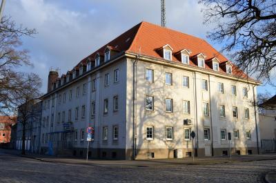 Wachdienst und Revierpolizei bleiben in der Schützenstraße.