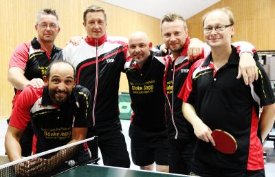 Foto zu Meldung: Tischtennis: Direkter Wiederaufstieg des SV Schmalensee