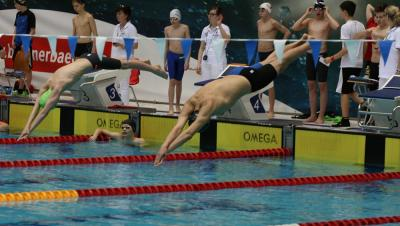 Foto zu Meldung: Schwimmen Internationaler Berolina-Cup in Berlin