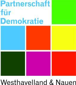 Vorschaubild zur Meldung: Demokratie leben! Partnerschaft für Demokratie Westhavelland & Nauen