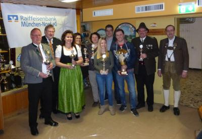 Vorschaubild zur Meldung: Raiffeisen-Wanderpokal 2017