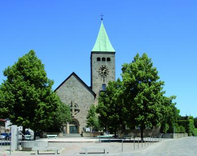 Evang. Dreieinigkeitskirche Sennfeld