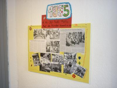 Das erste Nauheimer Kinder- und Jugendfest