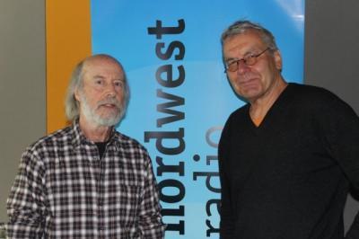 Foto: Radio Bremen (links M. L., rechts W. R.) Fowles