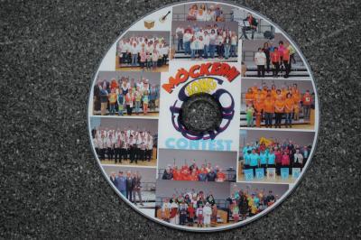 Die DVD zum Möckern Song Contest
