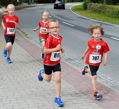 Foto zu Meldung: 2.Laager KITA-Lauf wartet auf den Startschuss