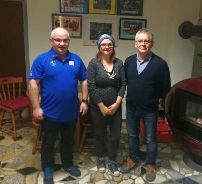 Foto zu Meldung: Sportclub Laage startet mit neuem Vorstand in die Zukunft
