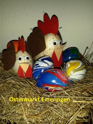Vorschaubild zur Meldung: Ostermarkt in Emeringen