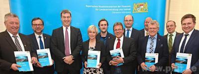 Vorschaubild zur Meldung: Freistaat fördert Breitbandausbau