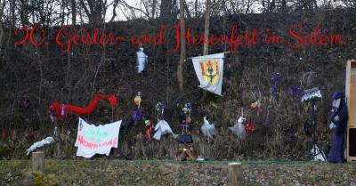 Foto zur Meldung: 20. Geister- und Hexenfest in Salem