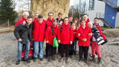 Foto zur Meldung: Pressebericht zum Special Olympics Fussball Qualifikationsturnier in Wilhelmsdorf