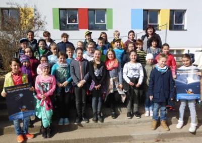 Aus unserer Grundschule nahmen in diesem Schuljahr 36 Schülerinnen und Schüler am Wettbewerb teil.