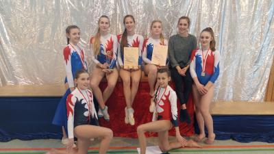Foto zur Meldung: Herzlichen Glückwunsch den Landesmeisterinnen