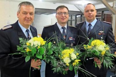 Foto zu Meldung: Feuerwehren bekommen neuen Chef