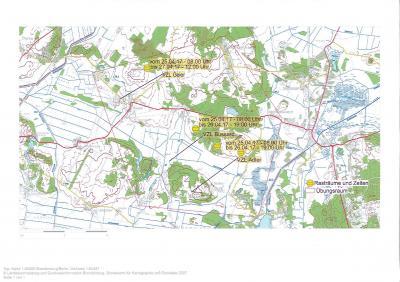Foto zu Meldung: Landkreis Teltow-Fläming informiert über eine geplante Bundeswehrübung