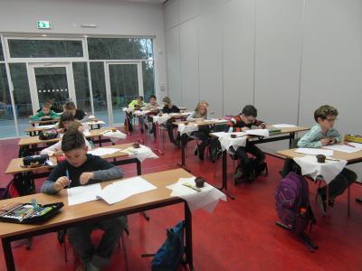 Foto zur Meldung: 21. Mathematik-Olympiade des Landes Sachsen-Anhalt
