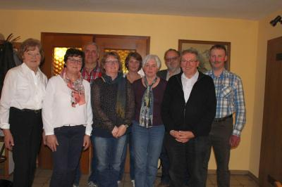 Foto zu Meldung: 20 Jahre Verein für Gartenbau- und Landespflege – Rückblick und Jahresplanung mit Bildern – 2 neue Mitglieder
