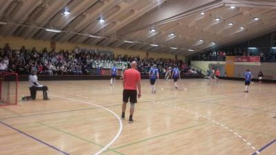 Floorball in Halle