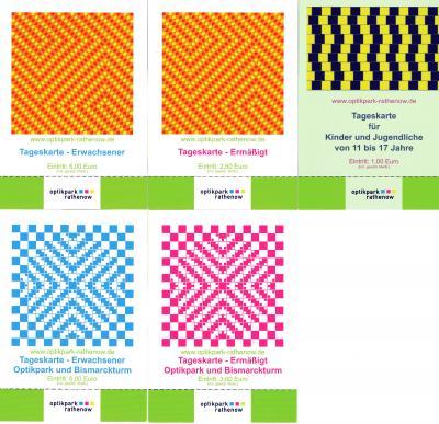 Foto zu Meldung: Tageskarten für den Optikpark