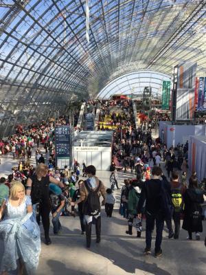 Vorschaubild zur Meldung: Fahrt zur Leipziger Buchmesse 2017
