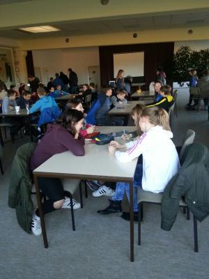 Foto zur Meldung: Quizwettbewerb des Kreisjugendring
