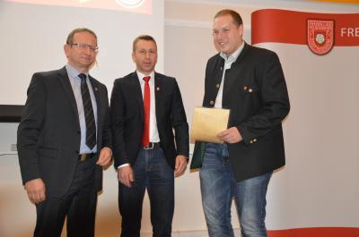 Vorschaubild zur Meldung: Jahreshauptversammlung der Freiw. Feuerwehr Stadt Rosenheim
