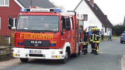 Foto zur Meldung: Alarm für die Feuerwehr