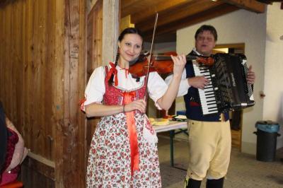 Foto zur Meldung: Das 6. Starkbierfest mit böhmischen Flair war ein voller Erfolg
