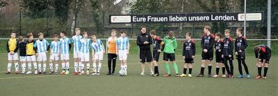 Foto zur Meldung: Fußball ESV D-Junioren gewinnen in Brieske