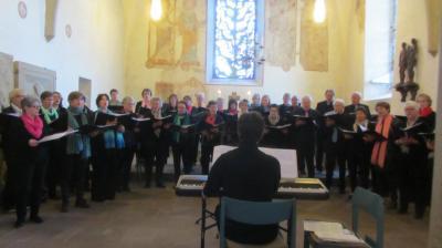 Vorschaubild zur Meldung: Chorkonzert in der Kirche Apelern
