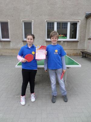 Foto zu Meldung: Unsere besten Tischtennisspieler